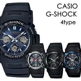 【選べる4モデル】【訳ありボックス アウトレット】CASIO G-SHOCK Gショック ジーショック カシオ 時計 メンズ 腕時計 電波 タフソーラー デジアナ AWG-M100シリーズ 海外モデル