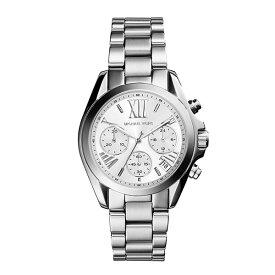 マイケルコース 時計 レディース 腕時計 Bradshaw ブラッドショー クロノグラフ 37ミリ シルバー ステンレス MK6174 誕生日プレゼント