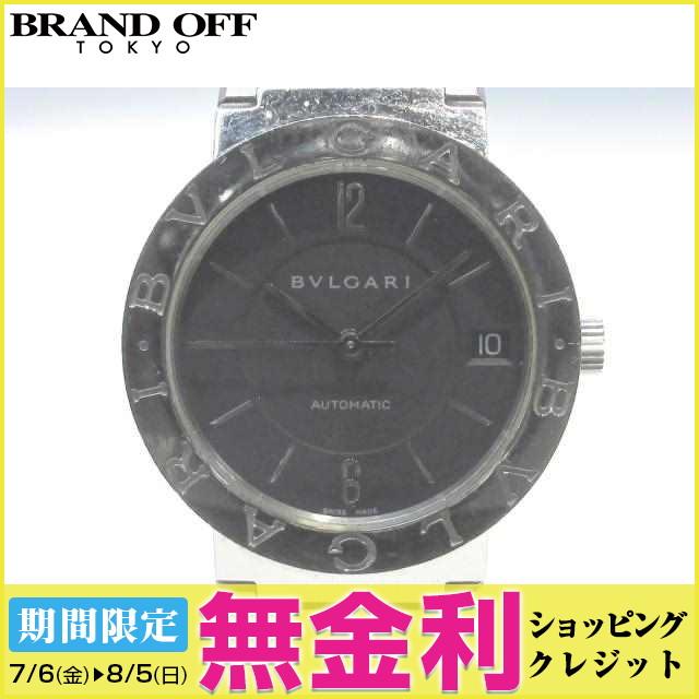 【最大24回まで無金利】【セール】 【中古】 ブルガリ ブルガリ 時計 ウォッチ 時計 | レディース メンズ | (SS) (BB33SS) | 送料無料 レディース腕時計 ブランド腕時計 ブランド おしゃれ