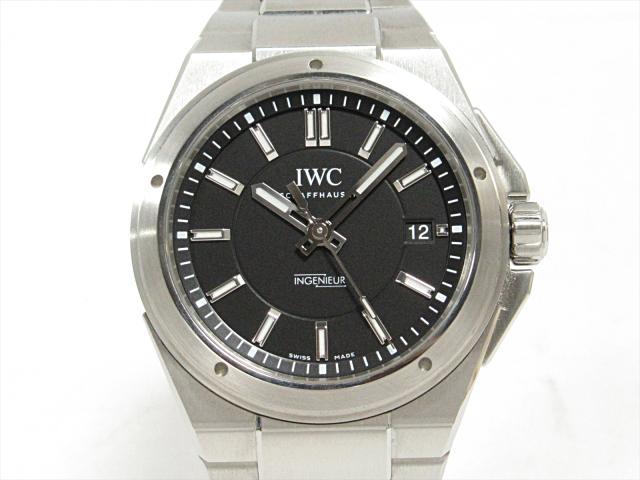 【中古】インターナショナル・ウォッチ・カンパニー インヂュニア 腕時計 ウォッチ 時計 メンズ ステンレススチール(SS) (IW323902)