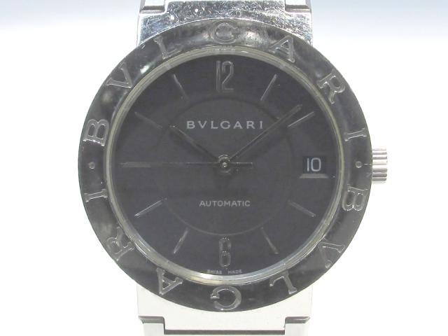 【中古】 ブルガリ ブルガリ ブルガリ 時計 ウォッチ 時計 ユニセックス ステンレススチール(SS) (BB33SS) (201802)   送料無料 レディース腕時計 ブランド腕時計 ブランド おしゃれ