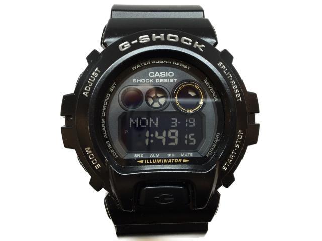 カシオ G-SHOCK 時計 クォーツ デジタル 時計 メンズ ラバー ブラック (GDX69001DR)