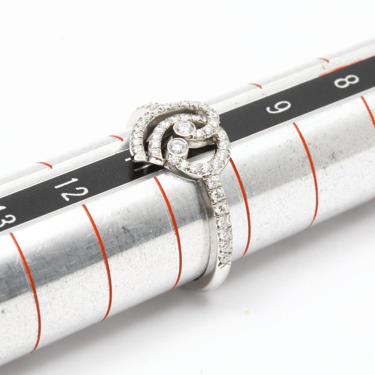 ティファニーエンチャントハートダイヤモンドリング指輪ブランドジュエリーレディースPT950プラチナx【】 <a href=