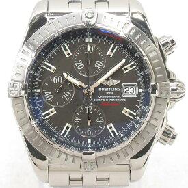 ブライトリング クロノマット・エボリューション 腕時計 ウォッチ 時計 メンズ ステンレススチール (SS) (A13356) 【中古】 | BREITLING BRANDOFF ブランドオフ ブランド ブランド時計 ブランド腕時計