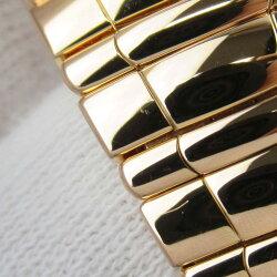 【中古】ピアジェタナグラベゼルダイヤウォッチ腕時計時計レディースK18PG(750)ピンクゴールド