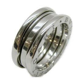 ブルガリ B-zero1 リング 指輪 ブランドジュエリー メンズ レディース K18WG (750) ホワイトゴールド シルバー 【中古】 | BVLGARI BRANDOFF ブランドオフ ブランド ジュエリー アクセサリー 宝石