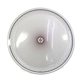 エルメス Hデコ タルトプラッター お皿 メンズ レディース 陶器 ホワイトXレット (041022P) | HERMES BRANDOFF ブランドオフ ブランド雑貨 ブランド小物
