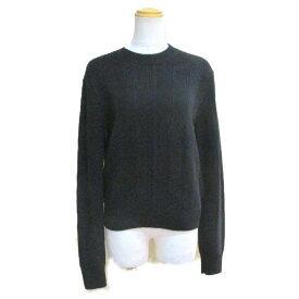 【中古】エルメス ニットセーター 衣料品 レディース ウール100% ブラック