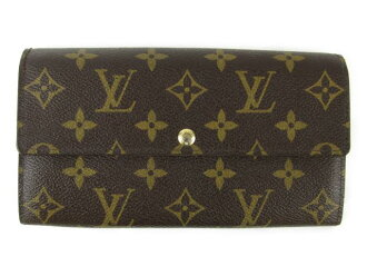 [Auth] LOUIS VUITTON Portefeiulle Sarafuri Wallet Purse M60232 Used Vintage | BRANDOFF Ginza/TOKYO/Japan