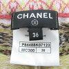 100% of Chanel setup (dress + underwear) Lady's cashmere beige / multi-(P54486 / lower P54488) | CHANEL clothing setup (dress + underwear) beauty article brand off BRANDOFF