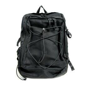 ccd3ef1c718b 【中古】 プラダ リュックサック バックパック メンズ ナイロン ブラック | PRADA リュック バッグ バック