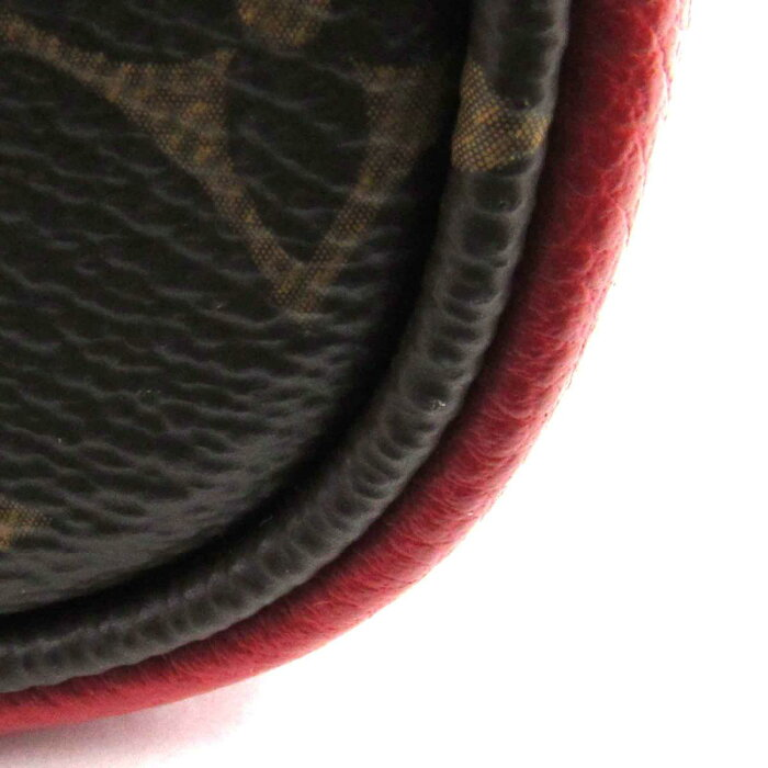 【中古】ルイヴィトンフランドリン2wayショルダーバッグレディースモノグラムモノグラム×スリーズ(M41596)