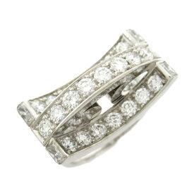 【中古】ピアジェ ダイヤモンド リング 指輪 レディース K18WG (750) ホワイトゴールド x | PIAGET BRANDOFF ブランドオフ ブランド ジュエリー アクセサリー