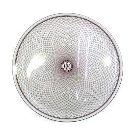 エルメス Hデコ タルトプラッター お皿 メンズ レディース 陶器 ホワイト x レット (041022P) | HERMES BRANDOFF ブランドオフ ブランド雑貨 ブランド小物 雑貨