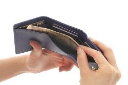 リボンチャームミニ財布コンパクト財布かわいい大容量見やすい小銭入れおしゃれレディース折りたたみ撥水性ミニチャームリボン大人可愛い小さめ小さい財布カード入れカードケース【楽天倉庫出荷送料無料】