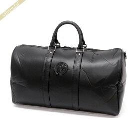 《クーポンで1000円OFF 9/16 23:59まで》ハンティングワールド HUNTING WORLD メンズ ボストンバッグ 48cm BATTUE ORIGIN ブラック 1073 13A | ブランド