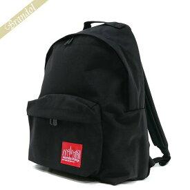 《4h限定ポイント3倍_23日24時まで》マンハッタンポーテージ Manhattan Portage メンズ・レディース リュックサック Big Apple Backpack M バックパック ブラック 1210 BLACK   ブランド