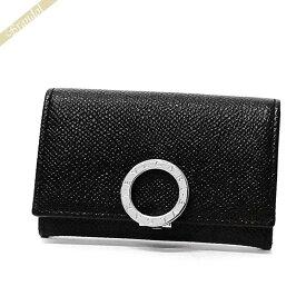 ブルガリ BVLGARI 財布 メンズ 小銭入れ ブルガリ・ブルガリ レザー コインケース ブラック 33749 BLK | コンビニ受取 ブランド