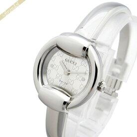 《全品P5倍_3日23:59まで》グッチ GUCCI レディース腕時計 1400 25mm シルバー YA014512   ブランド