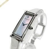GUCCIグッチ1500レディース腕時計ピンクパールYA015554