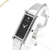 GUCCIグッチ1500レディース腕時計ブラックYA015555