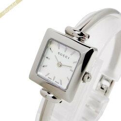 67e133b3ac78 【送料無料】グッチ 女性用 時計 クォーツ SSベルトグッチ GUCCI レディース腕時計 トルナヴォーニ Tornabuoni バングルウォッチ  シルバー YA120514 【ブランド】