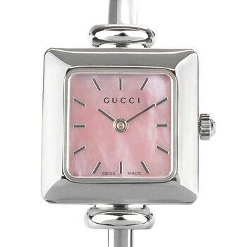 d0517d601978 グッチGUCCI時計レディース腕時計1900ピンクパールYA019519【ブランド】【SALE】【