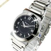 フェラガモFerragamo時計レディース腕時計Vegaベガ32mmブラック×シルバーFIQ020016【コンビニ受取対応商品】【ブランド】
