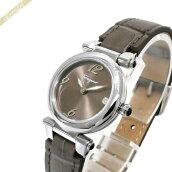 フェラガモFerragamoレディース腕時計IDILLIO25mmグレー系SFEY00219|ブランド