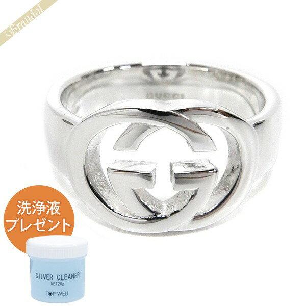 グッチ GUCCI リング メンズ・レディース 指輪 シルバーブリット シルバー 190483 J8400 8106 【コンビニ受取対応商品】【xcp3】【xcp1】【ブランド】
