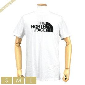 ノースフェイス THE NORTH FACE メンズ Tシャツ ショートスリーブ GTDロゴ [Sサイズ/Mサイズ/Lサイズ] ホワイト NF0A2TX3 FN4 / T92TX3 | コンビニ受取 ブランド