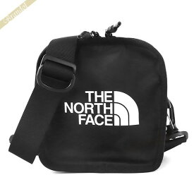ザ・ノースフェイス ショルダーバッグ THE NORTH FACE メンズ・レディース EXPLORE BARDU II ロゴ ブラック NF0A3VWS KY4 | ブランド