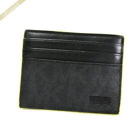 マイケルコース MICHAEL KORS メンズ カードケース MKモノグラム 定期入れ ブラック 39F6LMND2V 787 | ブランド