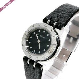 《クーポン利用で1000円OFF! 8/20 23:59まで》ブルガリ レディース腕時計 B-zero1 ビーゼロワン 23mm ブラック BZ23BSCL
