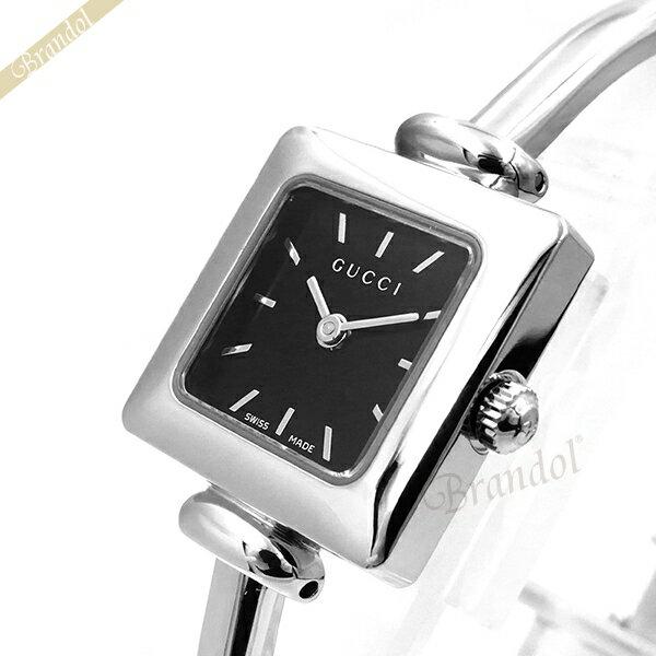 グッチ レディース腕時計 1900 20mm ブラック YA019517