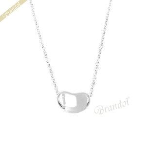 《12H限定P3倍12時〜》ティファニー Tiffany レディース ネックレス ビーン ペンダント シルバー 25185129 | ブランド