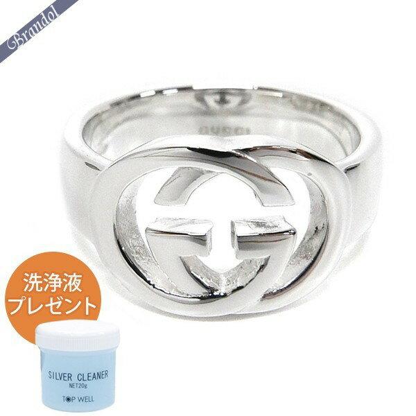 グッチ リング メンズ 指輪 シルバーブリット シルバー 190483 J8400 8106