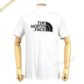 ザ・ノースフェイス THE NORTH FACE メンズ Tシャツ ショートスリーブ GTDロゴ [ Sサイズ / Mサイズ / Lサイズ ] ホワイト 白 NF0A2TX3 FN4 / T92TX3 | ブランド