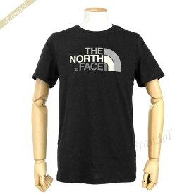 ザ・ノースフェイス THE NORTH FACE メンズ Tシャツ ショートスリーブ GTDロゴ [ Sサイズ / Mサイズ / Lサイズ ] ブラック 黒 NF0A2TX3 JK3 / T92TX3 | ブランド