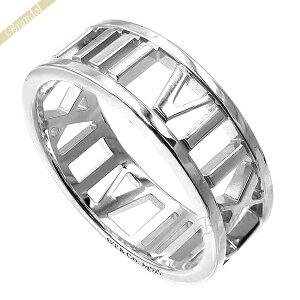 ティファニー リング Tiffany 指輪 Atlas アトラス オープンリング ワイド シルバーリング ジュエリー [8号/9号/10号/11号/13号/14号/17号/19号/20号/21号] SS WD OPEN ATLAS 0398955 | ブラント