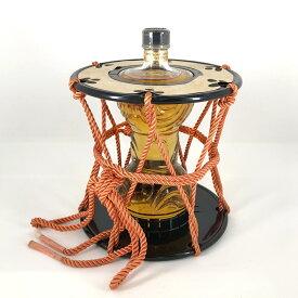 【在庫一掃】 【東京都内限定】サントリー SUNTORY ピュアモルト 木桶仕込 1982年 鼓型ボトル 600ml 国産ウイスキー 【古酒】