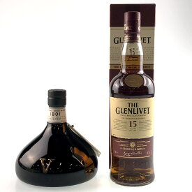 2本 スコッチ ウイスキー セット 【中古】