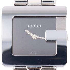 9%OFF グッチ GUCCI ユニセックス 3600J 腕時計 SS クォーツ ブラック メンズ 【中古】 msp29perb