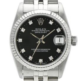 ロレックス ROLEX デイトジャスト 68274G 腕時計 SS WG 自動巻き ユニセックス 【中古】