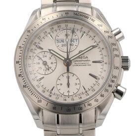 オメガ OMEGA スピードマスターデイデイト 3221.30 腕時計 SS 自動巻き シルバー メンズ 【中古】