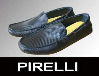 PIRELLI 2015 spring summer new! Mens driving shoes carbon-black