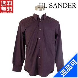 [半額セール]ジルサンダー JIL SANDER シャツ メンズ 中古 X2732