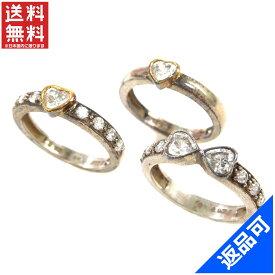 フォリフォリ レディース 指輪 Folli Follie クローバーRG クローバー (激安・即納) 【中古】 X3319