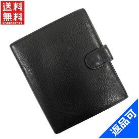 [半額セール]ロエベ LOEWE 財布 二つ折り財布 中古 X5062