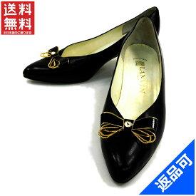 890f88f3ace7ac 中古 ランバン 靴 レディース パンプス LANVIN 即納 【中古】 X10699